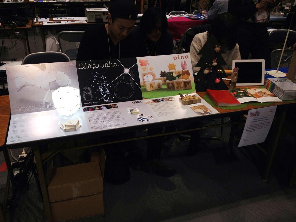 Make Tokyo Faire GIF Booth